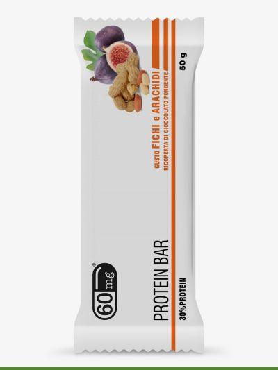 Protein Bar Fichi e Arachidi