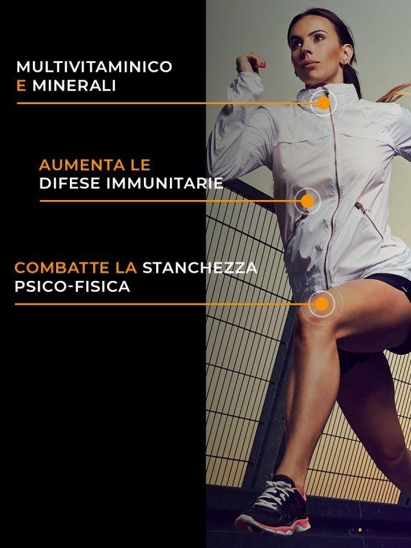 Immuno Defence multivitaminico e minerali 60mg