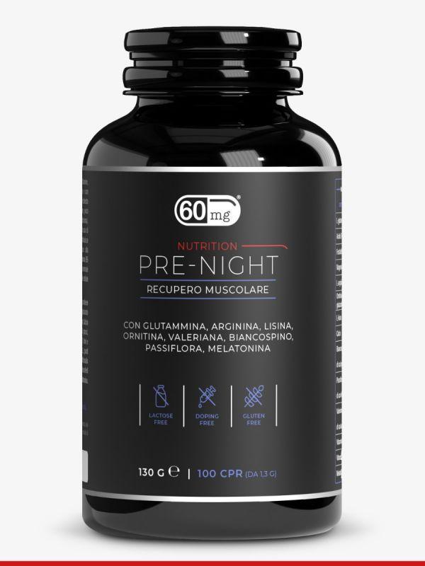 Pre-Night recupero muscolare 60mg