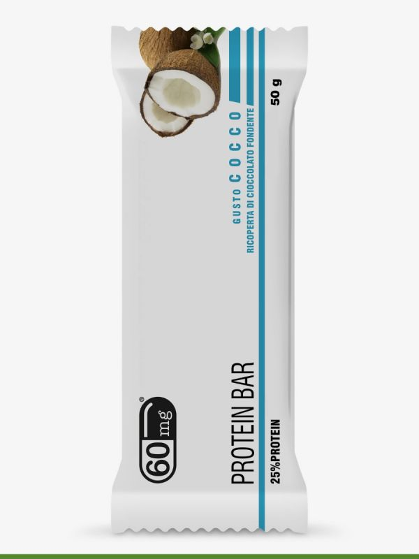 Protein bar 28% protein 60mg